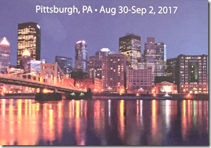 FGS 2017 will be in Pittsburgh, PA