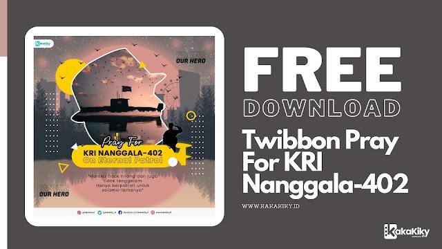 download twibbon nanggala 402