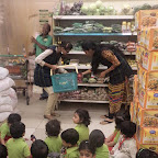 Field Trip to Supermarket by Playgroup Section, Witty World (2015-16)