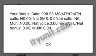 Get Up To 1GB Free Data On MTN MyApp 100MB Giveaway