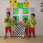 Square day (Playgroup) 21-9-2016