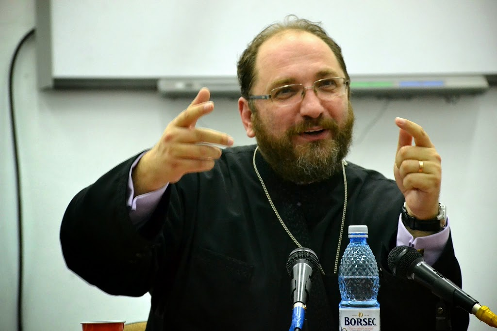 Pr. Constantin Necula despre tineri, FTOUB 145