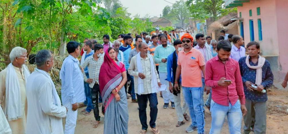 एनडीए कार्यकर्ता जगदीशपुर की तकदीर व तस्वीर बदलने का संकल्प ले चुके हैं: सुषुमलता