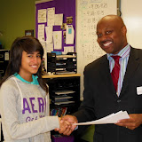 Wells Fargo JA-in-a-day at Cypress Palm Middle - DSCN0082.JPG