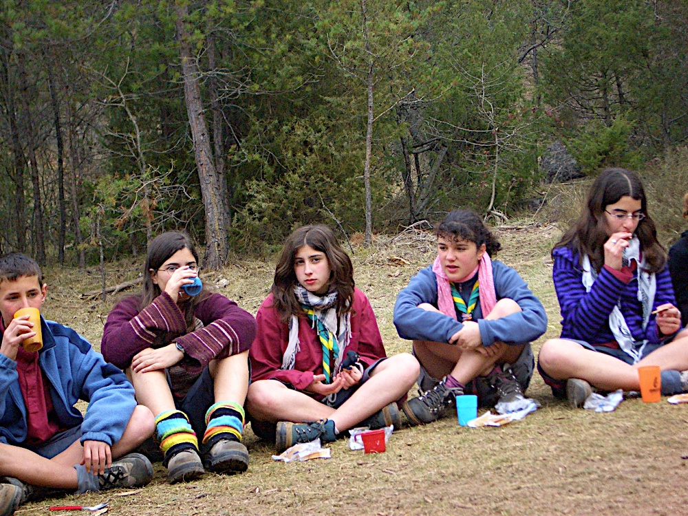 Campaments amb Lola Anglada 2005 - CIMG0318.JPG