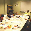 Graduate Student Luncheon with Du Bois Lecturer Professor Campbell, Spring 2012