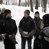 Organizatorzy gry terenowej.