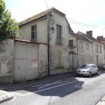 Rue du Barrois : immeubles