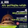 Bergabunglah dalam Kegiatan Bersih-Bersih Masjid Pondok Pesantren Pandanwangi Sindas, Pancuran mas, Kecamatan Secang, Kabupaten Magelang
