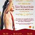 Filadélfia: Confira programação da 8ª noite do novenário da Festa de São Sebastião.