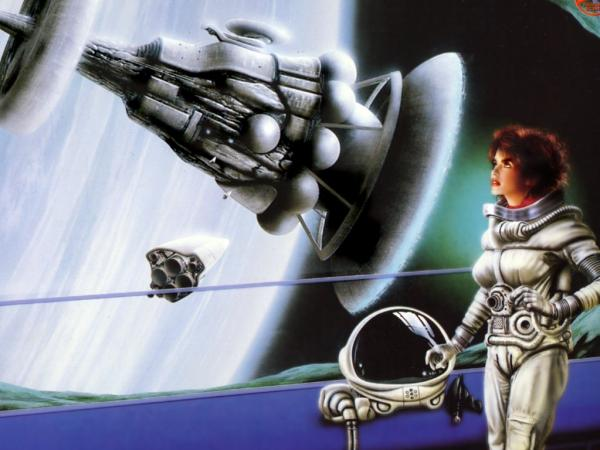 Space Girl, Fiction 1