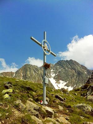 Glücksgrat (2370 m)