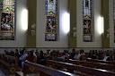 Missa na Catedral, 15/8