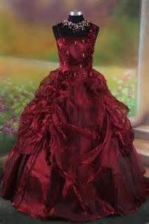 Red Gothic Wedding Dress 27 Epic gothic wedding dresses u