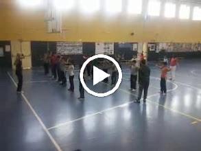 Video: Aerobic con 4º B de Primaria