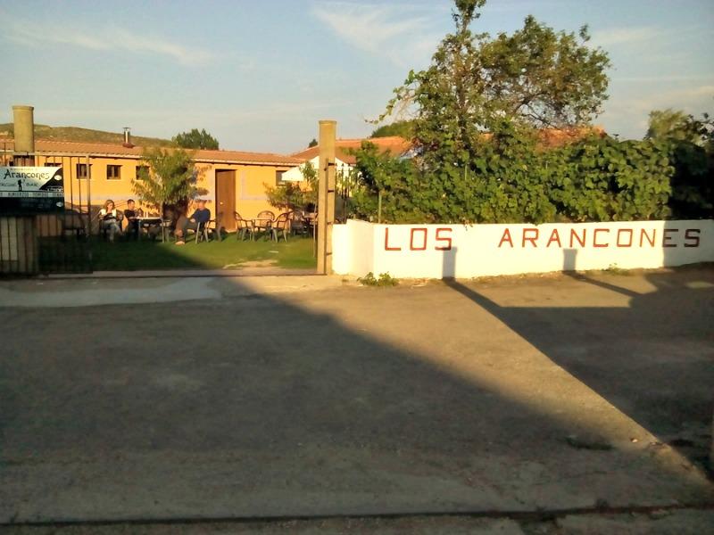 Albergue de peregrinos Los Arancones, Tosantos, Burgos :: Albergues del Camino de Santiago