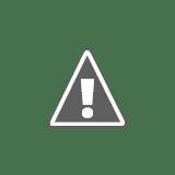 El patio del Hotel Las Madrigueras. A la izquierda, la mesa en la que cenamos!