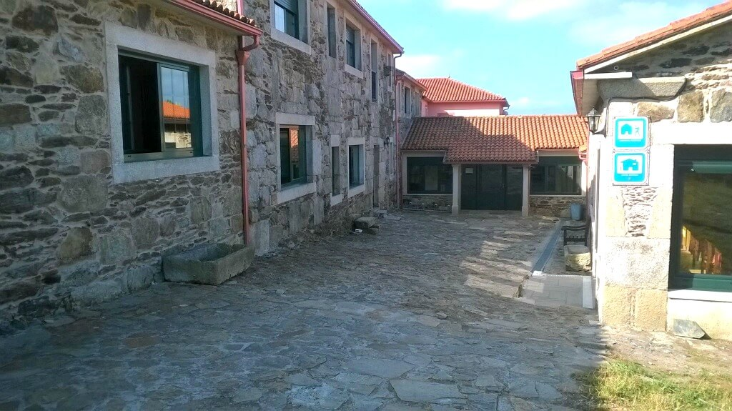 Albergue A Bolboreta, O Vilar de Remonde, Lugo, Camino de Santiago