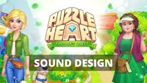 Sound Design for game Puzzle Heart