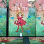 Boekpresentatie en voorlees voorstelling IK WIL ZINGEN 2015 Nieuwe Boekhandel van Monique Burgers 43.JPG