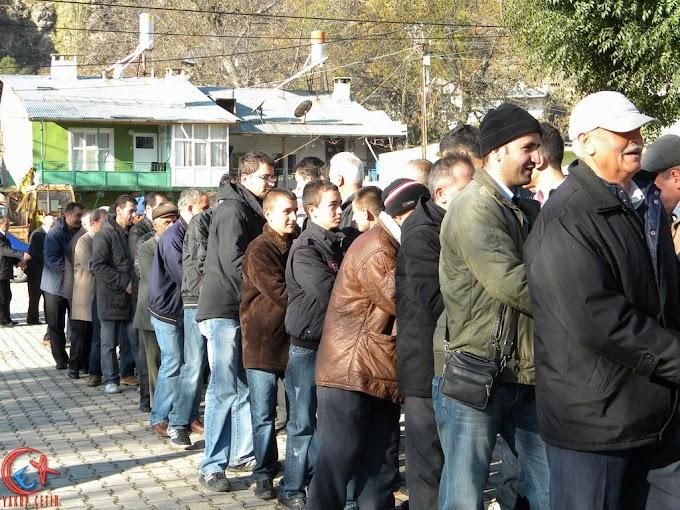 Dereköy Kurban Bayramı Baylaşması Slayt