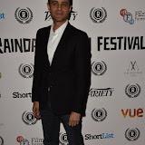OIC - ENTSIMAGES.COM - Rez Kempton at the  My Hero Film Premiere at Raindance Film Festival London 25th September 2015 Photo Mobis Photos/OIC 0203 174 1069