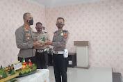 Satlantas Polres Soppeng Gelar Syukuran HUT Bhayangkara Lalulintas Ke-66