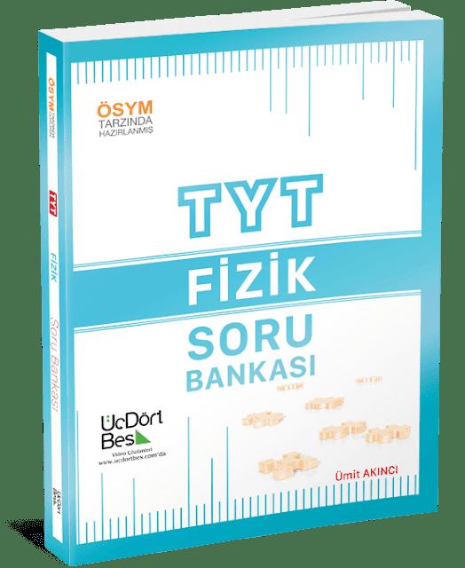 345 TYT Fizik Soru Bankası PDF