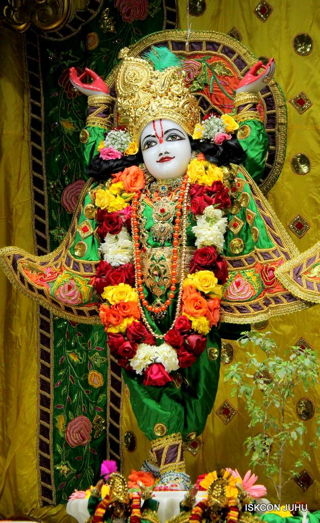 ISKCON Juhu Sringar Deity Darshan on 18th Jan 2017 (44)