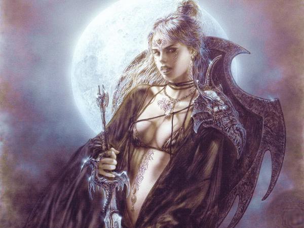 Dak Moon Queen, Moon Magic