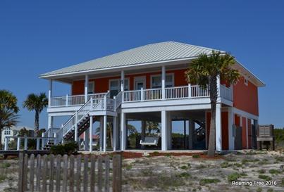 Cute Beach House