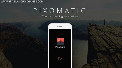 Pixomatic photo editor Imagem do Aplicativo