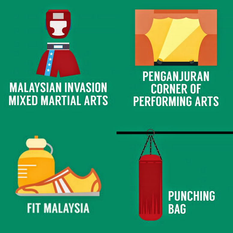 Festival Belia Putrajaya 2014 Zone Selatan