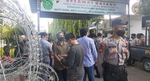 Puluhan Massa Pendukung Habib Rizieq Diamankan Polisi, Begini Respons Kuasa Hukum