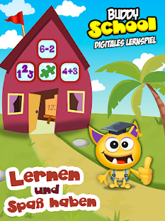 Buddy School: Mathe Spiele für Kinder Screenshot