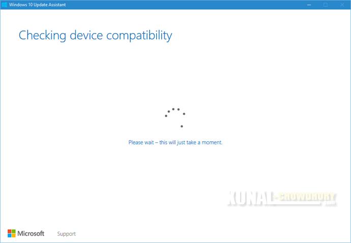 2. Checking device compatibility (www.kunal-chowdhury.com)