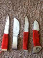 homemade knives for survival