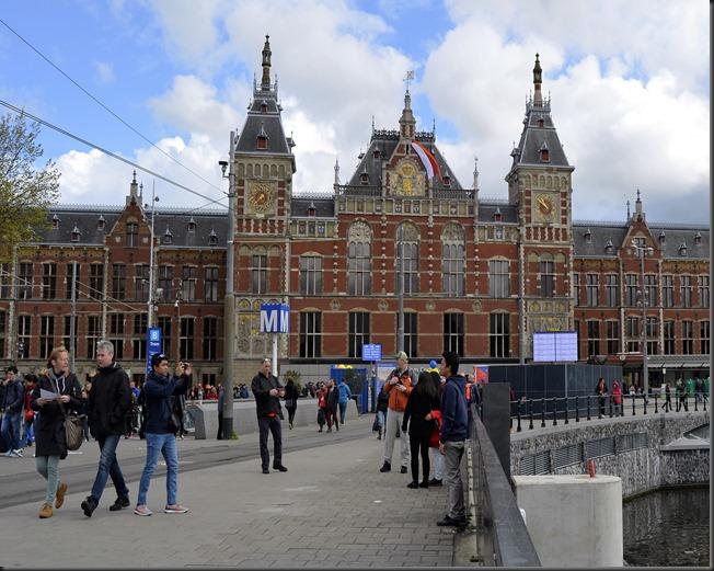 Dia do Rei - Amsterdam 1