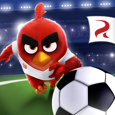 Another Angry Birds game is coming and it is MADE FOR SOCCER FANS!