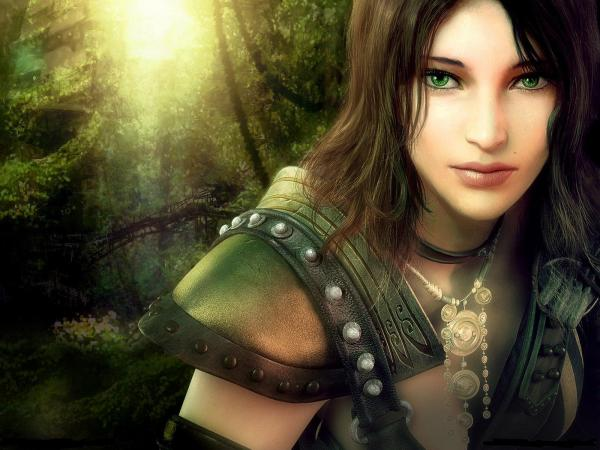 Cute Burner Beauty, Warriors 2