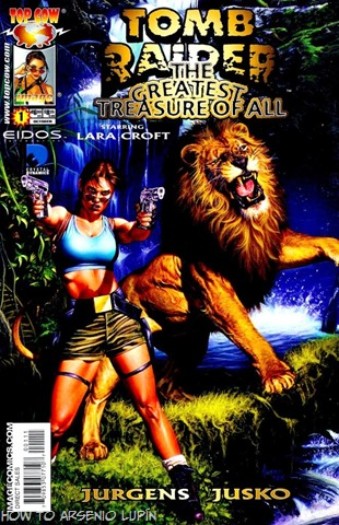Tomb Raider - The Greatest Treasure of all