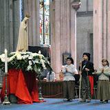 Fatimafeier der Portugiesischen Gemeinde im Kölner Dom