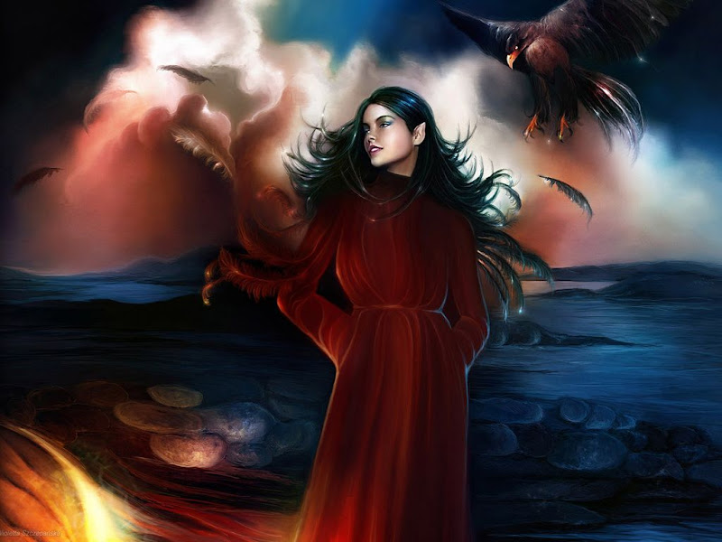 Fair Of Cool Angel, Magic Beauties 5