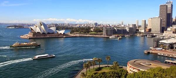 Cais Circular de Sydney, Nova Gales do Sul, Austrália