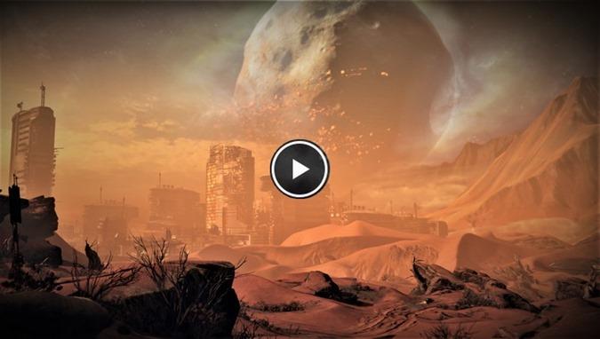Anormalidades em Marte Até quando elas esconderão a verdade de nós