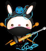 The Hook Ninja Mascot