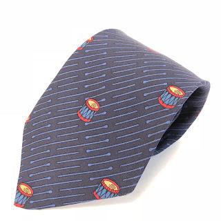 Hermès Dumb Tie