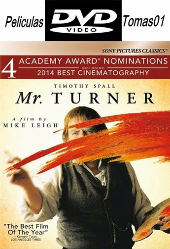 Mr. Turner (2014) DVDRip