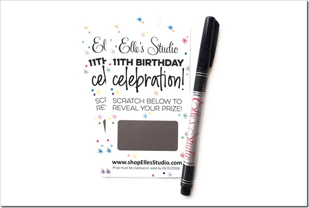 ElleStudio-2018BirthdayPen