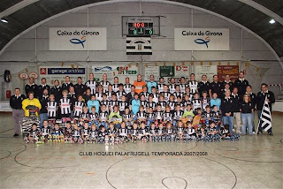 FOTOS EQUIPS 2007-2008